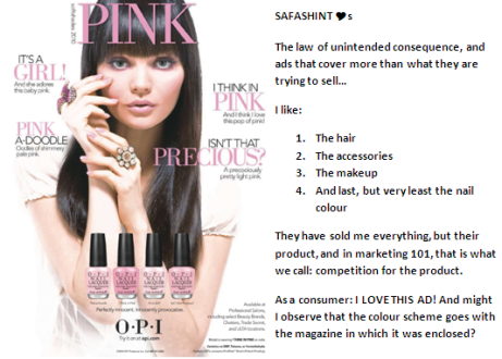 Trend: Pink Nails